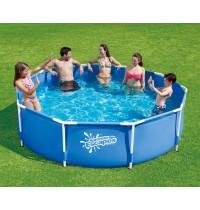 Каркасный бассейн 30 х 107 см Intex Intex SUMMER ESCAPES Р20-1042