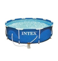 Каркасный бассейн 305x76 см Intex Metal Frame Pools 28202