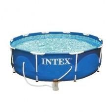 Каркасный бассейн 305x76 см Intex Metal Frame Pools 28202