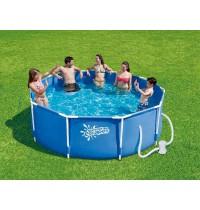 Каркасный бассейн 30 х 107 см Intex SUMMER ESCAPES Р20-1042A