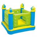 Надувной игровой центр-батут Intex Замок 48257