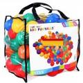 Набор шариков для игровых центров Intex Fun Ballz 49600
