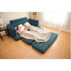 Надувной диван-трансформер Intex 68566
