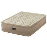 Двуспальная надувная кровать Intex Ultra Plush Bed 64458
