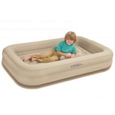 Детская надувная кровать-матрас Intex Kidz Travel Bed 66810
