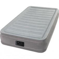Надувнaя кровать Intex Comfort Plush Mid Rise 67766 с встроенным насосом