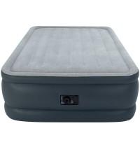 Двуспальная надувная кровать Intex Essential Rest Airbed 64140 с встроенным насосом