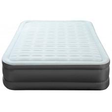 Двуспальная надувная кровать Intex PremAire Elevated Airbed 64482 с встроенным насосом
